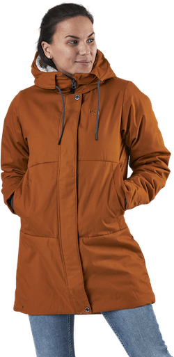 Skutle Jacket Brown