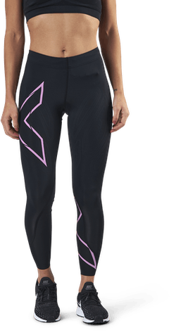 MCS Run Compression Tights W Black