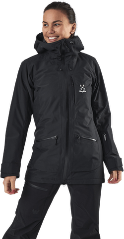 Lumi Insulated Parka Black
