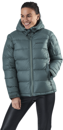 Frost Down Jacket Green