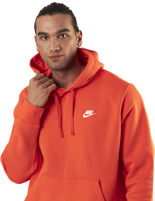 Club Hoodie  Orange