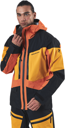 Gravity Jacket Orange