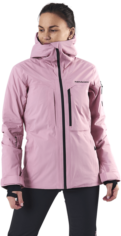 Alpine 2L Jacket Pink