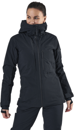 Alpine 2L Jacket Black