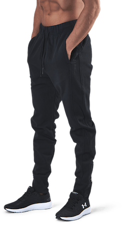 S5 Fleece Jogger Black