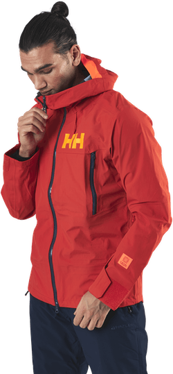 Sogn Shell 2.0 Jacket Orange