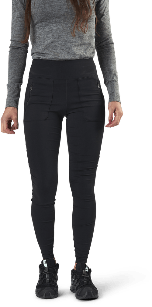 Paramount Hybrid High Rise Tight Black