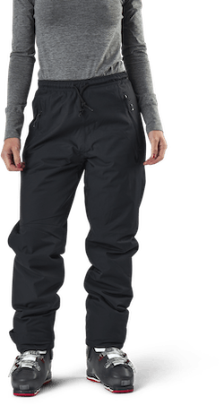 Fando Insulated Winter Pant W-PRO 10000 Black