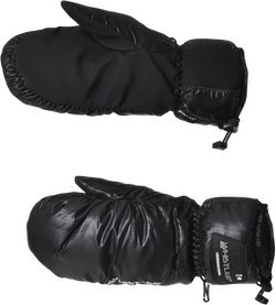 Walkom Down Mitten Black