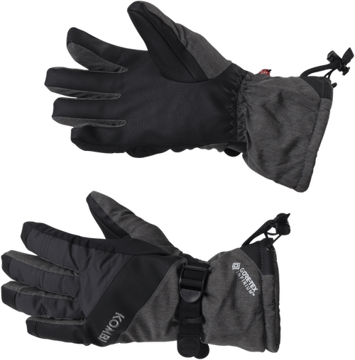 Intrepid Women Glove Grey