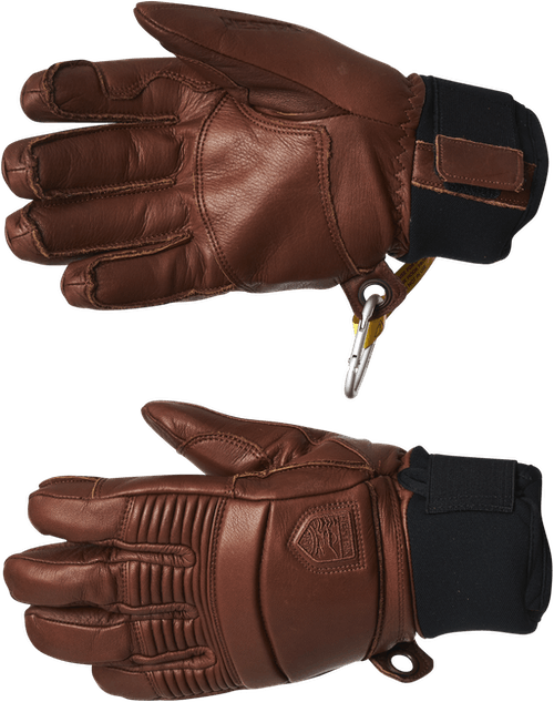 Leather Fall Line Brown