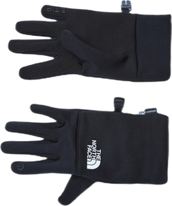 TNF Recycled Etip Glove Jr Black