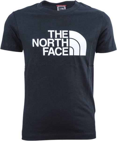 TNF Easy Tee Jr White/Black