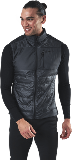 Advanced Storm Insulate Vest Black
