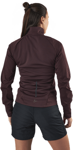 Storm Balance Jacket Purple/Grey