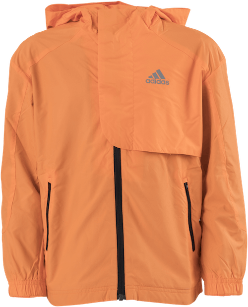 BW Running Jacket Jr Orange