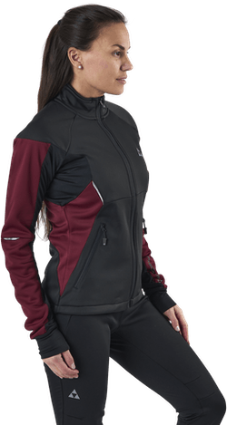 Vemdalen Pro Jacket Black/Red
