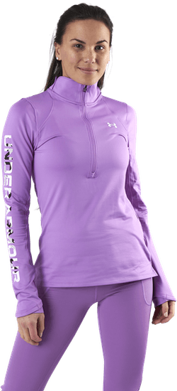 CG Armour Graphic 1/2 Zip Purple