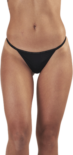 Thong 2-Pack Black