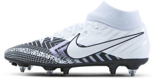 Superfly 7 Academy Mds White/Black
