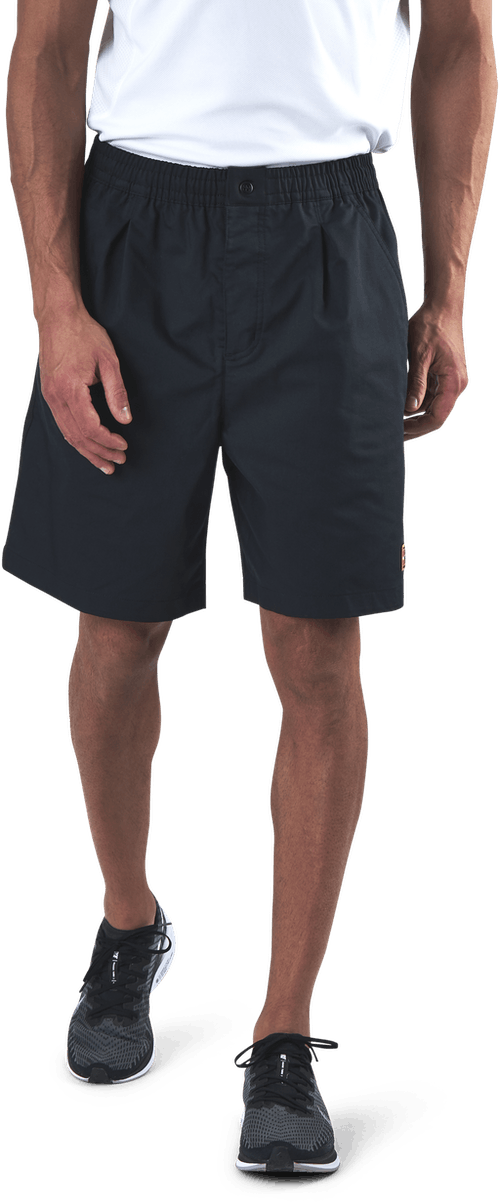 Court Tennis Shorts Black