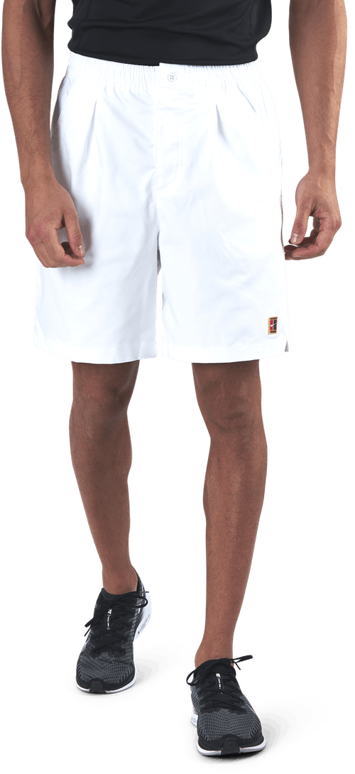 Court Tennis Shorts White