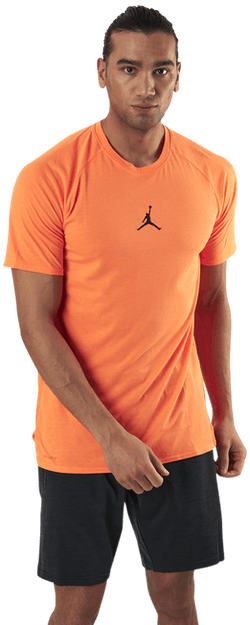 Jordan Air SS Top Orange/Black