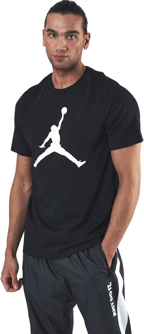 Jordan Jumpman SS Crew White/Black