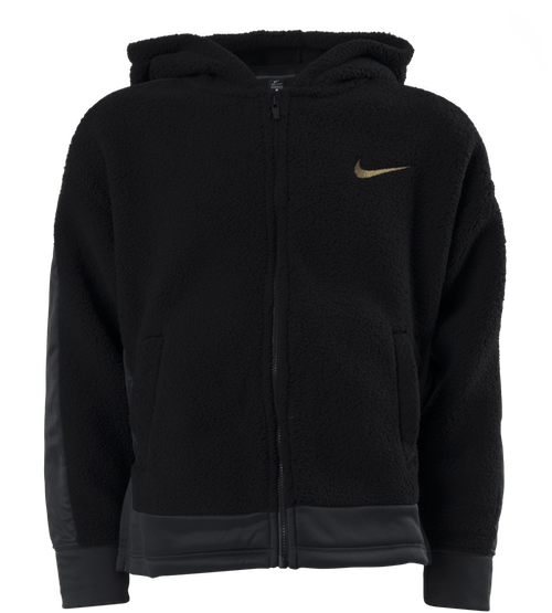 Therma Winterized Hoodie Jr Black