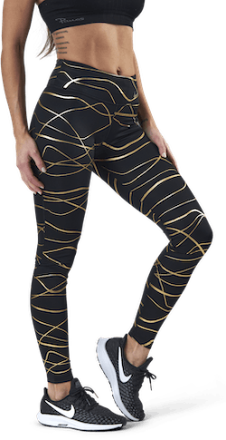 Icon Clash Fast Tights Black