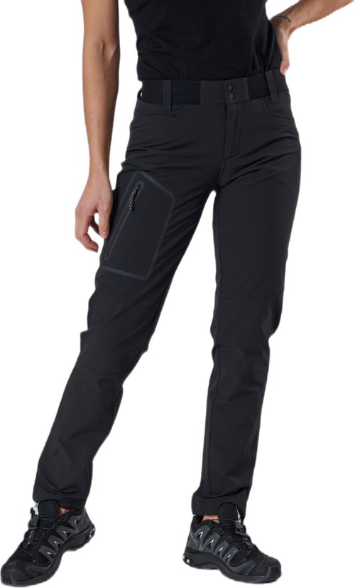 Light SS Scale Pant Black