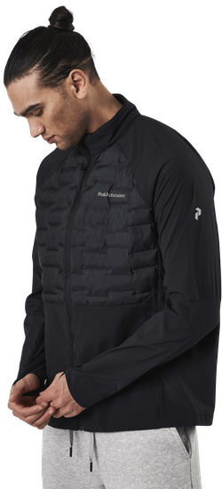 Argon Swift Hybrid Jacket Black