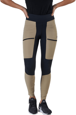 Track Tights Beige