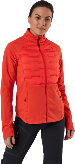 Argon Swift Hybrid Jacket Orange/Grey