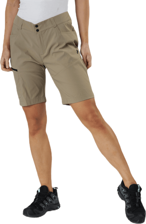 Iconiq Long Shorts Beige