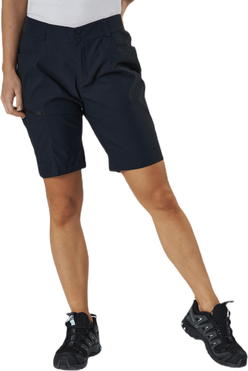 Iconiq Long Shorts Black