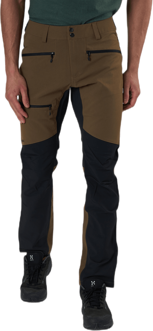 Rugged Flex Pant Brown/Black