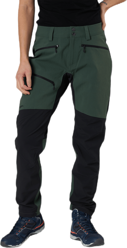 Rugged Flex Pant Black/Green