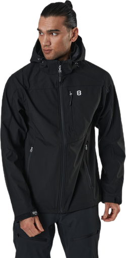 Padore Softshell Jacket Black