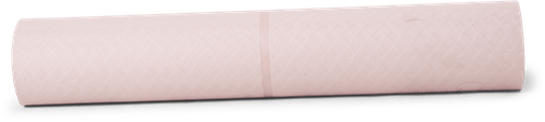 Yoga mat position 4mm Pink