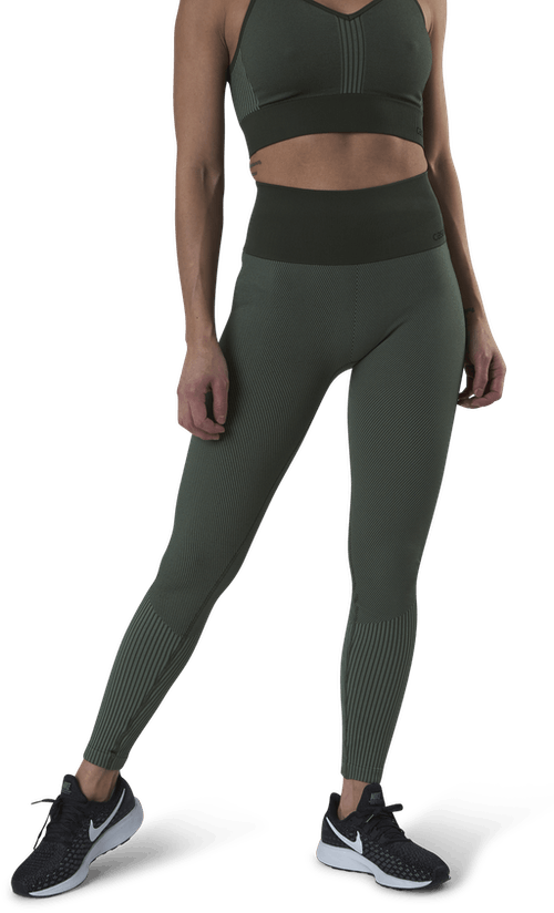 Seamless Tights Green