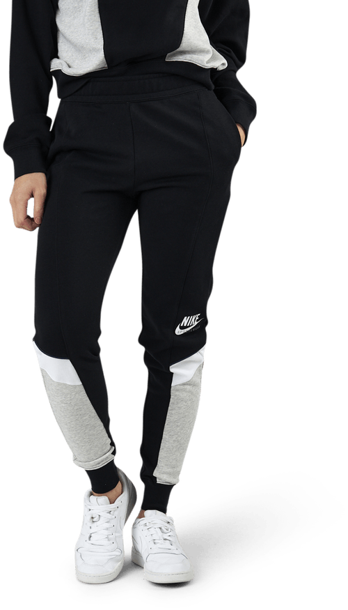Nsw Heritage Jogger Flc Black/Grey