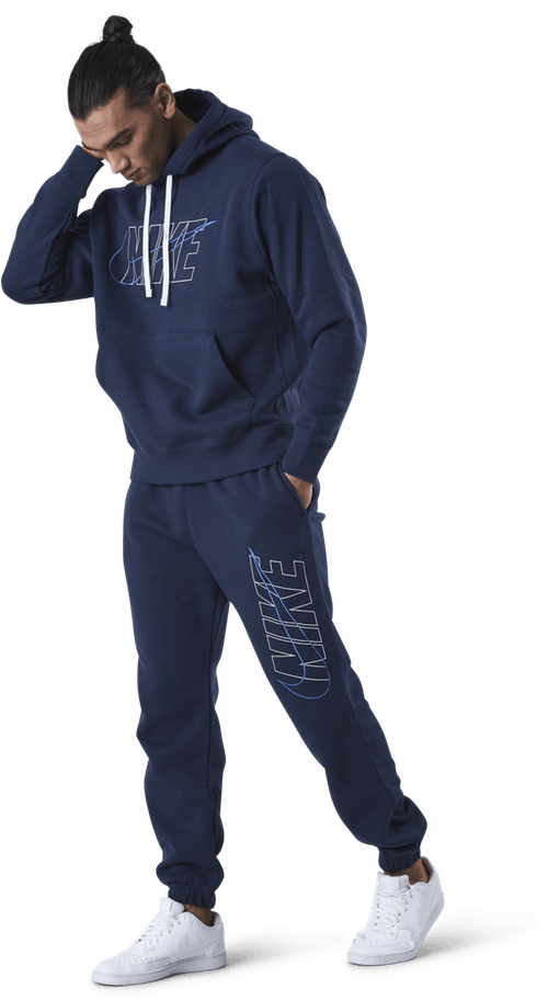 Essentials Club Trk Suit Blue