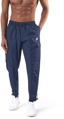Nsw Ce Pant Cf Wvn Players  Blue