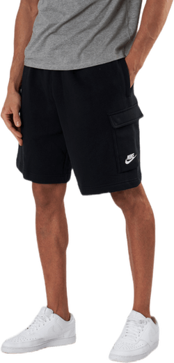Essential Club Bb Cargo Short Black