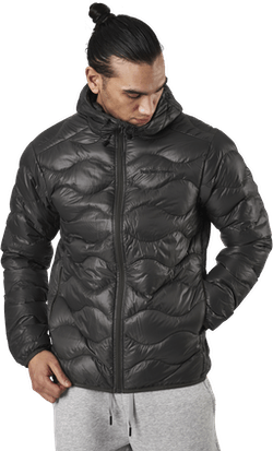 Helium Hood Jacket Green