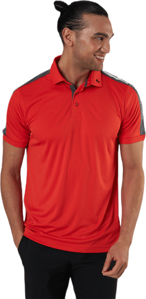Player Polo Red