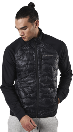 Helium Hybrid Jacket Black