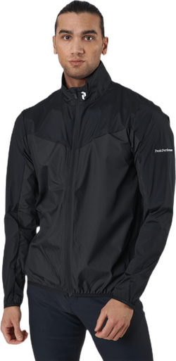 Meadow Wind Jacket Black