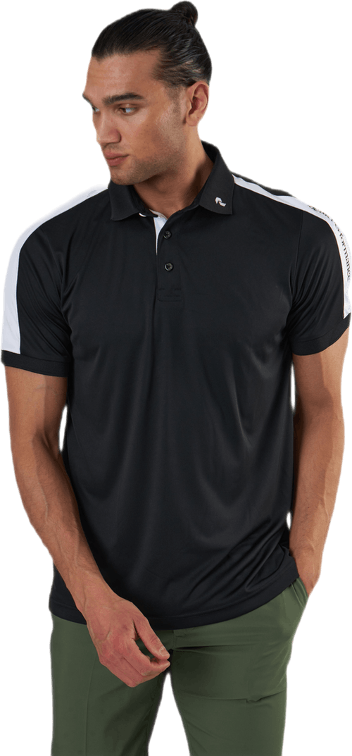 Player Polo Black